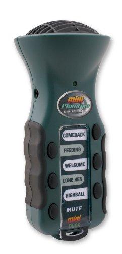 Extreme Dimension Wildlife Calls - Mini Phantom Duck - EDMP609 - Electronic Handheld Duck Call - Waterfowl Call
