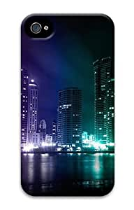City Lights 2 PC Case for iphone 4S/4
