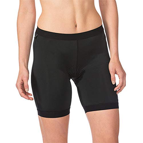(Terry Women's Universal Cycling Short Liner Under Skirt (Black, Large))