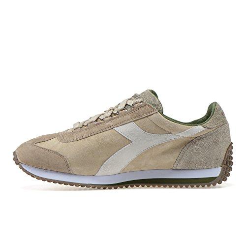 Diadora femme EVO homme Heritage 75026 MOINEAU II GREY Sneakers EQUIPE pour et 8q84Br