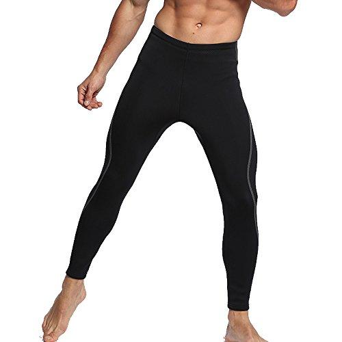 Nataly Osmann Wetsuit Pants Men's 2mm Neoprene Surfing Swimming Canoeing - Wetsuit Pants Mens