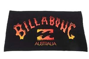 Billabong toalla de baño toalla Occy black