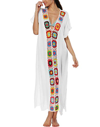 Embroidered Caftan - 7