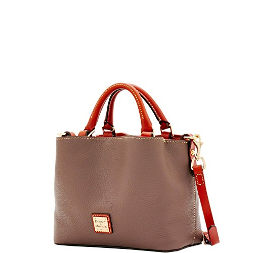 Grain Handle Pebble Barlow amp; Dooney Bag Mini Top Bourke Znw0tAfqx