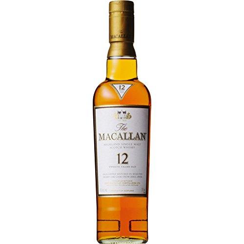 シングルモルト ウイスキー ザ マッカラン 12年 350ml