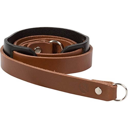 Handmade Premium Leather Camera Strap by MakeMoves Photograp
