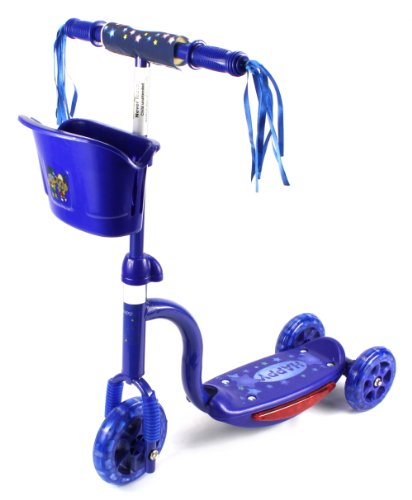 Happy Childrens Wheeled Scooter Basket product image