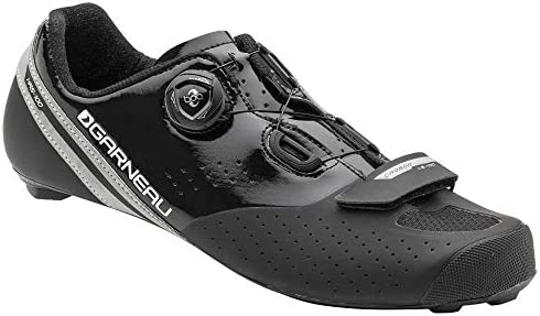 Louis Garneau Men s Carbon LS-100 2 Road Bike Clip-in Cycling Shoes with BOA Adjustment System