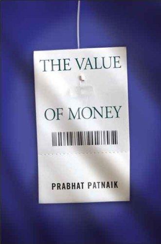 The Value of Money PDF
