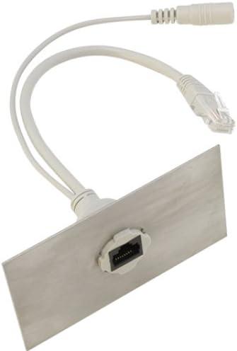 RF Elements Passive PoE adaptateur E Injecteur PoE/ 40/m, Blanc, 10/cm, 310/mm, 12/mm, 60/G /adaptateur//Injecteur PoE