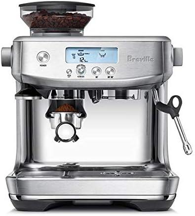 Amazon.com: Breville el Barista Pro BES878 Máquina de ...