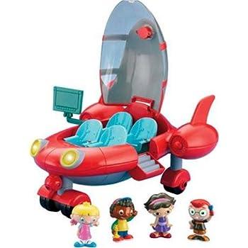 Little Einstein Race Car