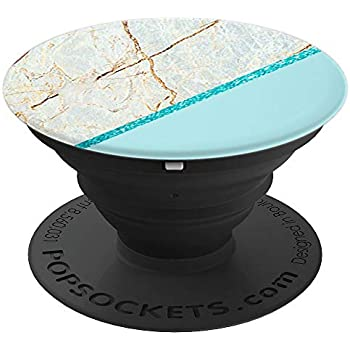 Amazon Com Geometric Teal On Black And White Marble