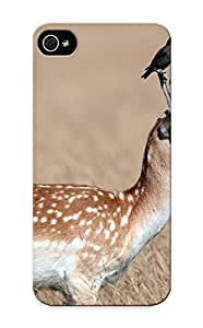 Ruby Diy Hot Style protective case cover 6Y6bSLqsbl5 For Iphone4/4s For Thanksgiving Day's Gift