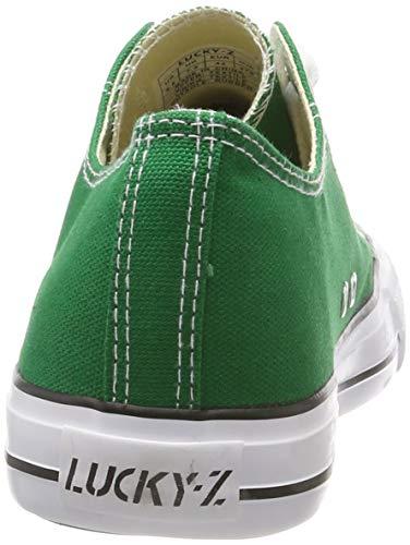 Donna Green Sneaker Donna Basic Elara Donna Elara Green Elara Sneaker Basic Sneaker qfXwzRf