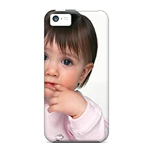 Excellent Iphone 5c Case Tpu Cover Back Skin Protector Cute Little Babies Hq 7