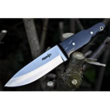BIG Sale - Outstanding Value -Handmade Bushcraft Knife 01 Carbon Steel