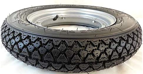 /150/ /10/51J Dunlop maxi-life LML Star 125//150/ /200/cc////Piaggio Vespa PX 125/ Rueda completa 3.50/ /200/cc /151/