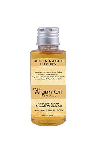 Price comparison product image Tjori 100% Pure Argan Oil