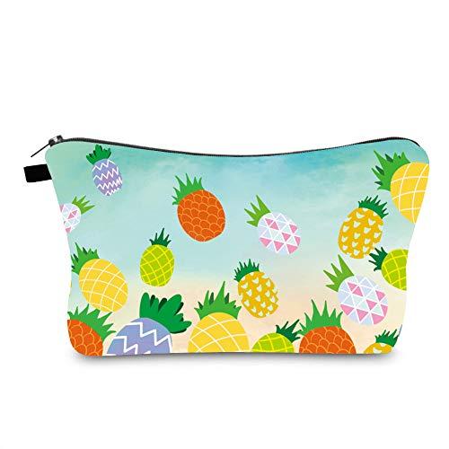 Jom Tokoy Hakuna Matata Makeup Bag Travel Case Cosmetic Bag (pineapple 1092)