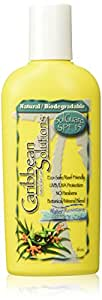 Caribbean Solutions Solguard SPF 15 Natural Skin Care, 6 Ounce