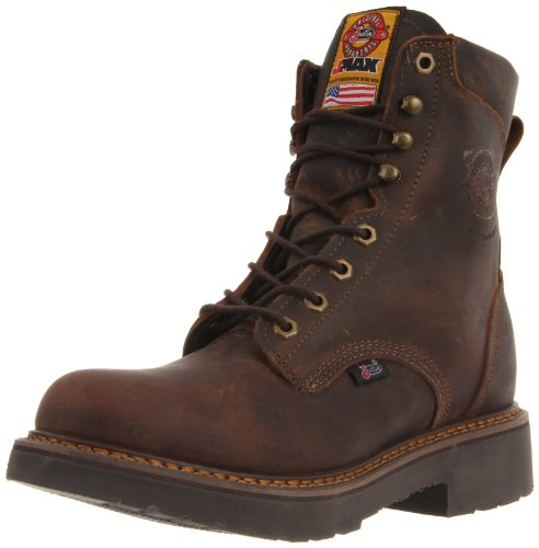 Justin Boots Men's J-Max Round-toe Work Boot,Bay