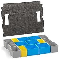 Bosch Sortimo BC 3 Insetboxenset, hoogte 6 cm en deksel