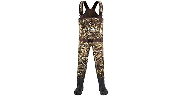 Amazon.com: Oakiwear - Pantalón de neopreno impermeable para ...