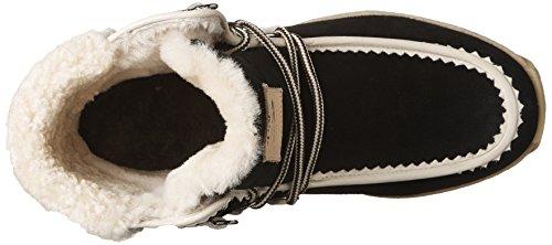 Black ABY Boots Snow Pajar Women's Bone xWwTSWIcnO