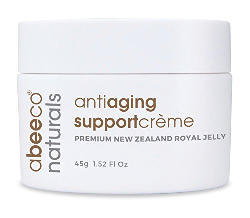 Abeeco Pure New Zealand Anti-aging Support Creme