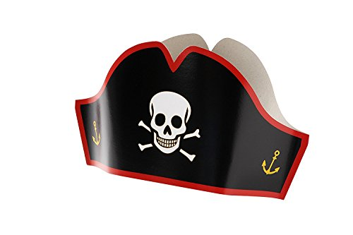 Adjustable-Cardboard-Pirate-Hats-Party-Hats-For-Halloween-Pretend-Play-Party-Favors-24-Count