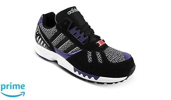 tout neuf 0d0ed 9eb30 Amazon.com | adidas ZX 7000 Mens (Memphis Group) in Black ...