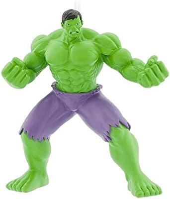 a74f242c19783 Amazon.com  Hallmark Marvel Hulk Smash Christmas Ornament  Home   Kitchen