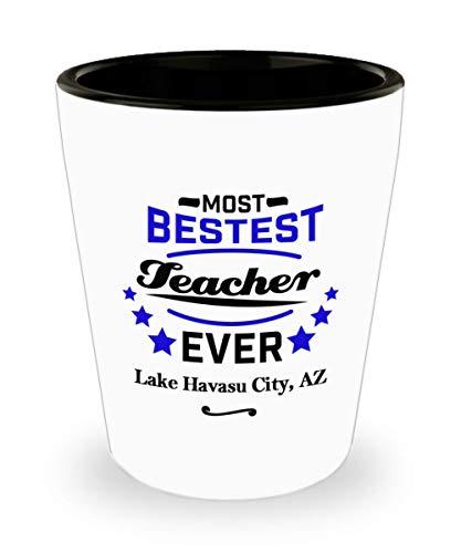 Funny Shot Glass For Teachers: