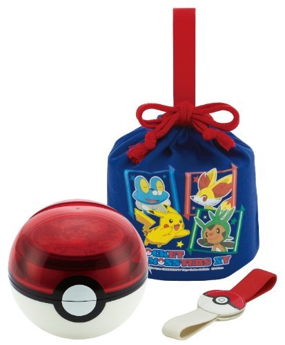 Pokemon (XY) Monster Ball Lms3 Lunch Box with Bag