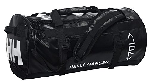 Helly Hansen 70L Classic Duffel Bag, Black, Standard by Helly Hansen (Image #2)