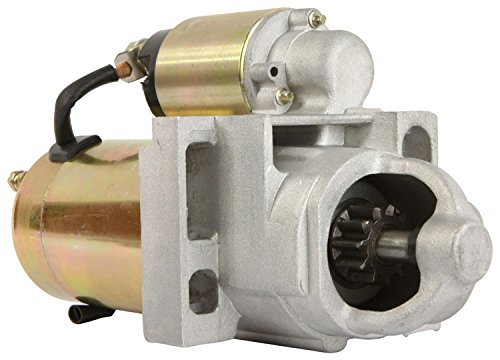DB Electrical SDR0086 Starter for Chevrolet Astro Van, Blazer, Express Vans, S10, Silverado GMC Jimmy, Safari, Savana, Sierra, Sonoma 4.3L 99 00 01 02 03 04 12563176 12563719 12563828 12564107