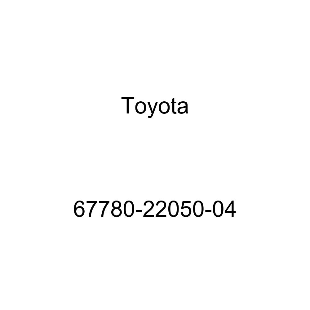 Toyota 67780-22050-04 Door Trim Pocket