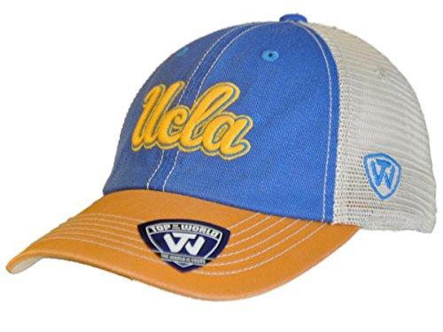 (Top of the World UCLA Bruins Blue Yellow Offroad Adj Snapback Hat Cap )