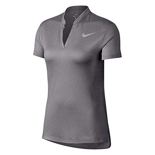 Nike 929503 Small 036 Polo Grigio Donna gris xFrqxwH6d