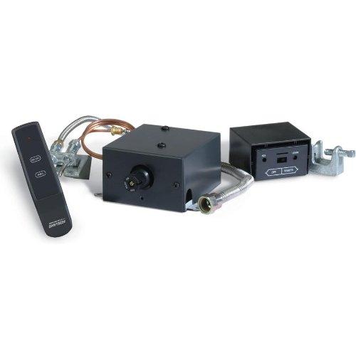 SkyTech Manual On/Off Gas Valve Kit On/Off/Hi/Med/Lo Remote (AF-LMF-RVS) by SkyTech