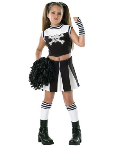Drama Queens Child's Bad Spirit Costume, - Bad Halloween Costume