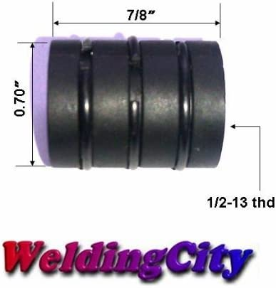 WeldingCity 5-pk Nozzle Adapter 32 for Lincoln Magnum 200 Tweco No.2 MIG Welding Guns