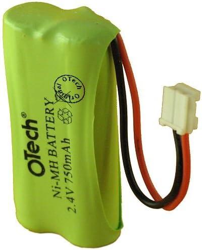 Otech Batterie Compatible pour Philips CD560