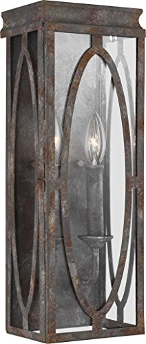 Feiss WB1884DA Patrice Wall Sconce (Murray Sconce Feiss Traditional)