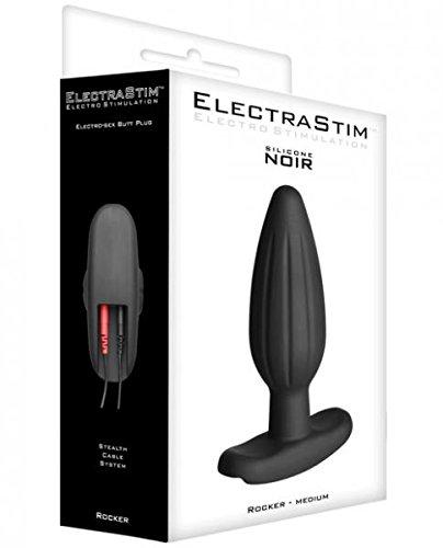 Electrastim Medium Rocker Butt Plug