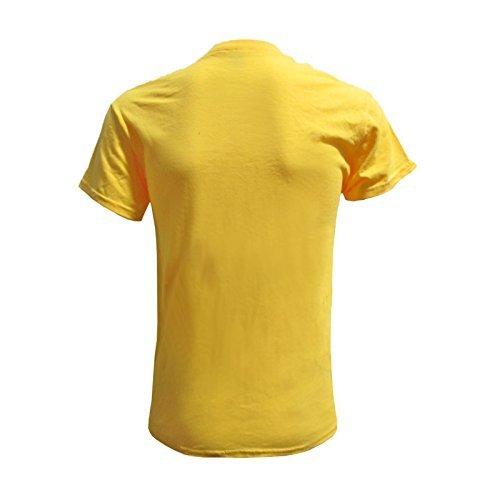 2fb07b7c NCAA Basic Block, Team Color T Shirt, College, University | Weshop ...
