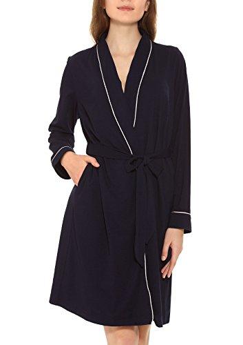 Yulee Womens Cotton Bathrobe Sleepwear