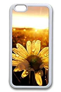 Chrysanthemum Slim Soft For Ipod Touch 4 Case Cover Case Hard shell White Cases