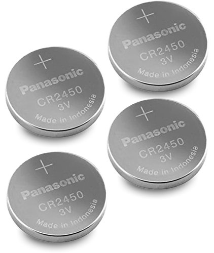 Panasonic Cr2450 2450 Lithium Battery product image